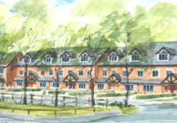 Developing Affordable housing Lymm